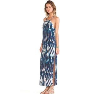 Sanctuary Blue Paradise Maxi Dress - Z
